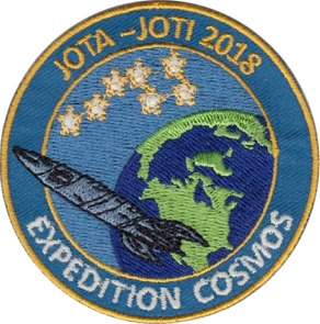 Badge 2018 Expedition Cosmos